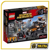 Lego Super Heroes 76050 Captain America Civil War